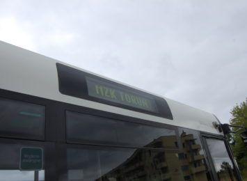 """Wyłączony """"ciepły guzik"""" w autobusach i tramwajach w Toruniu"""