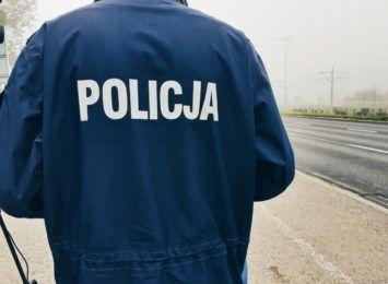Pijany kierowca uciekał przed policjantami w Toruniu