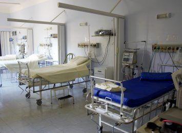 Tymczasowy szpital w Ciechocinku zawiesza działalność