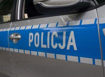 Poszukiwała go gdańska policja. Ukrywał się w okolicach Torunia