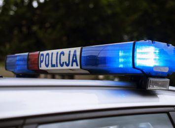 Policja szuka sprawcy kolizji, do której doszło kilka dni temu w Dobrzejewicach