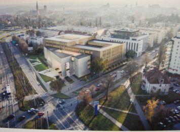 Nowy gmach Sądu Rejonowego w Toruniu ma być gotowy w lipcu