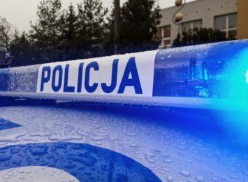 Lipnowscy policjanci pomogli dojechać poszkodowanemu do toruńskiego szpitala
