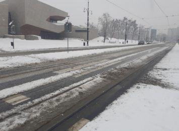 W Toruniu trwa walka z zimą