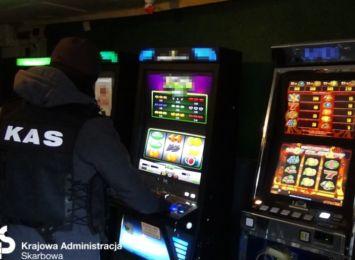 Cztery jaskinie hazardu zlikwidowane