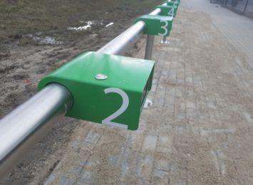 Dwie nowe stacje roweru miejskiego w Toruniu