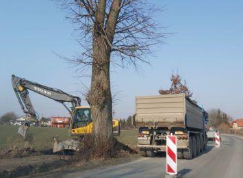 Trwa budowa kolejnych dróg rowerowych w powiecie toruńskim