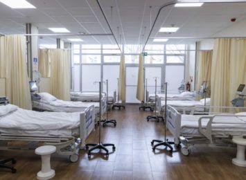 Szpital tymczasowy w Ciechocinku otwarty