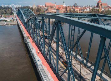 Frezowanie na moście Piłsudskiego. Będą zmiany
