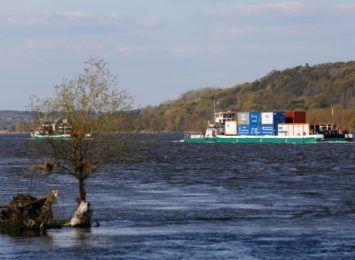 Z portu morskiego wyruszy pierwszy rejs z ładunkiem dla firm z regionu