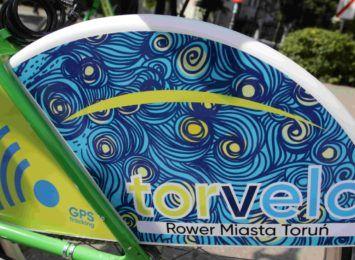Torunianie chętnie wypożyczają miejskie rowery