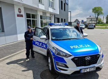 Akcja policjantów w Czernikowie. Uratowano 63-latka