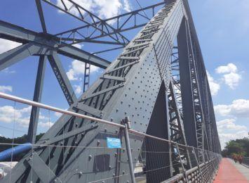 """""""Stary"""" most zamknięty w weekend"""