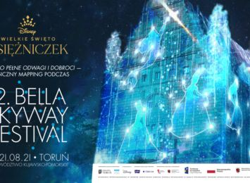 Księżniczki Disneya na festiwalu Bella Skyway w Toruniu