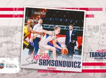 Michał Samsonowicz pozostaje w drużynie Polskiego Cukru Toruń