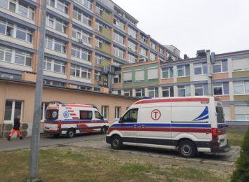 Jest porozumienie szpitala z ratownikami