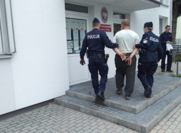 37-latek okradł plac budowy. Uciekinier zatrzymany w okolicach Szosy Bydgoskiej