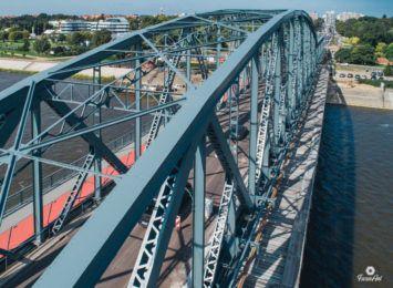 Coraz bliżej do zakończenia remontu starego mostu