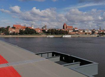 Na moście Piłsudskiego powstaną trzy punkty widokowe
