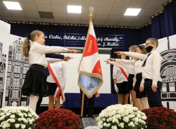 Błękitna Armia patronuje szkole na lewobrzeżu