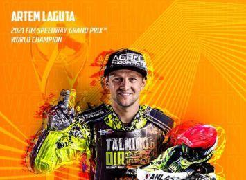 Artiom Łaguta mistrzem świata