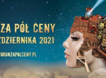 """W Toruniu w weekend Kopernik stawia połowę! Rusza """"Toruń za pół ceny"""""""