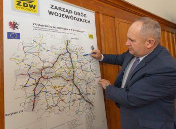 Kolejne drogi w naszym województwie zostaną przebudowane